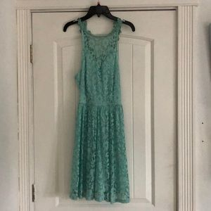 Altered state lace dress